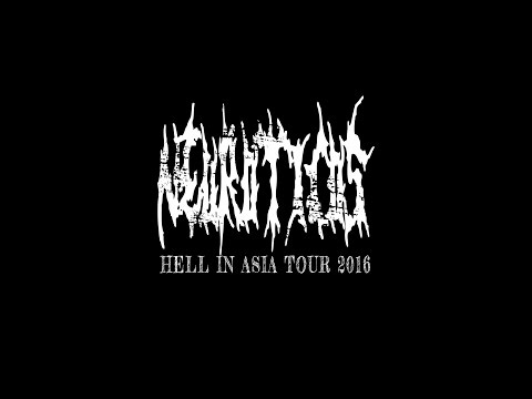 Xxx Mp4 Neuroticos Hell In Asia 2016 Tour Diary Part 3 3gp Sex