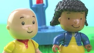 CAILLOU TOYS LIVE VIDEOS ❤ Caillou Toy Box Playtime ❤ | Caillou Full Episodes ADVERTISEMENT