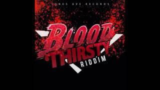 ECHO DAN   SHOOT   BLOOD THIRSTY RIDDIM December 2016