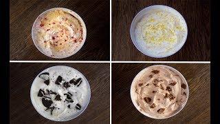 Najbolji Domaći Sladoled Od Samo 2 Sastojka + Recepti Za 4 Super Ukusa