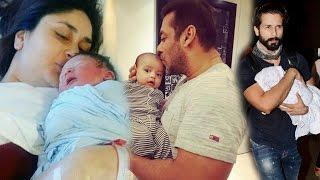 Bollywood Celeb Kids Born In 2016 | Saif Kareena-Taimur,Shahid Meera-Misha,Salman Khan Nephew Aahil
