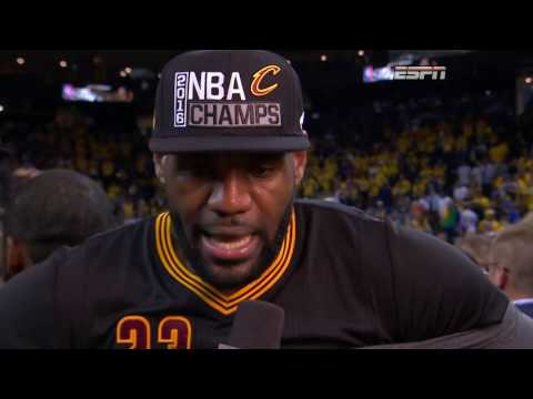 Final 3 39 of Game 7 of the 2016 NBA Finals Cavaliers vs Warriors