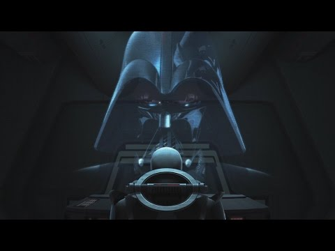 Star Wars Rebels - Darth Vader talks to The Inquisitor [1080p]