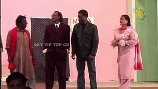 Best of Amanat Chan and Amanullah New Pakistani Stage Drama Full Comedy Clip