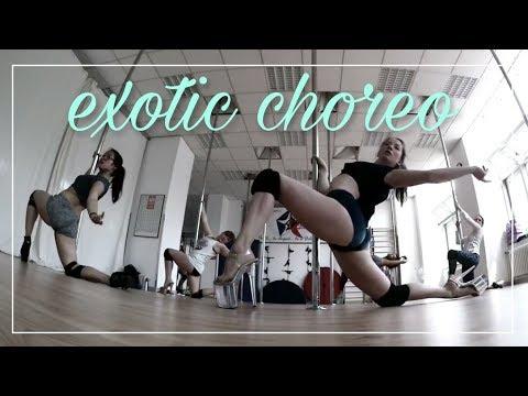 Exotic Poledance Choreo - Talabun Last of Us (Lara Joh)