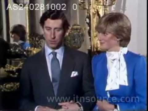 Princess Diana s engagement interview best quality