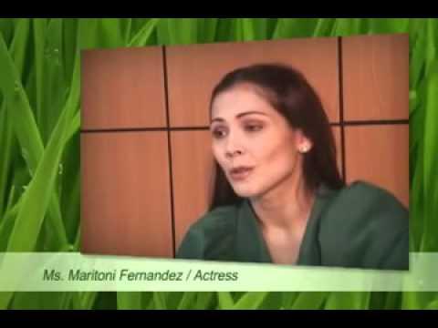 Cancer Survivor Maritoni Fernandez Barley Testimony Tagalog