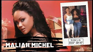 Stripper Maliah Michel w/ Jazzie Belle on Women in Hip Hop Podcast