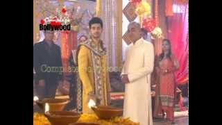 On Location of TV Serial 'Meri Aashiqui Tum Se Hi'  Sangeet Ceremony  1