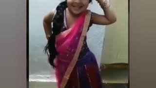 Rangamma mangamma song by little girl.... Choooo chweeeet