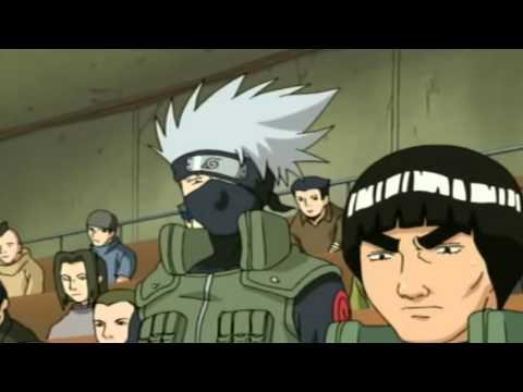Sasuke vs Gaara Full Fight English Dub