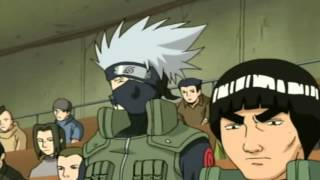 Sasuke vs Gaara Full Fight   English Dub