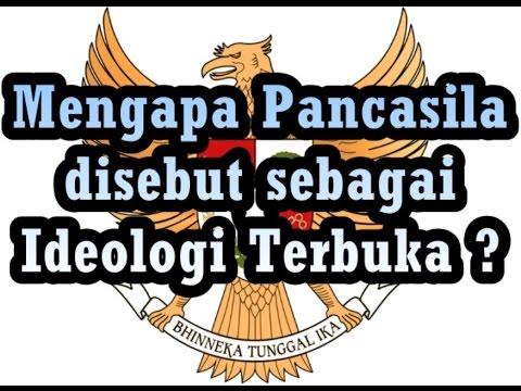 alasan mengapa pancasila sebagai ideologi terbuka |  Negara Indonesia