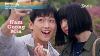 [Korean Drama] Watch Pretty Ugly 미녀 공심이 on Viu, every Sun & Mon!