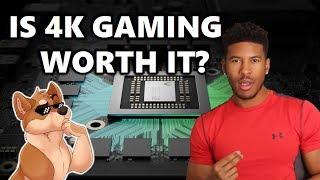 Response to a 4K Gaming Rant