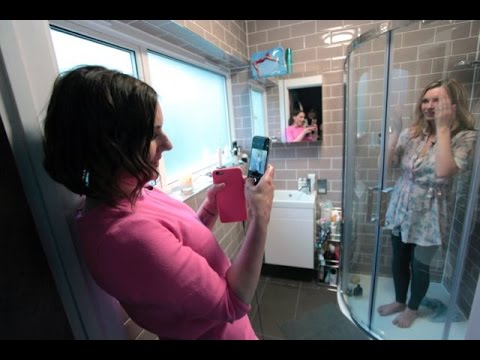 Sali Hughes In The Bathroom with Ruth Crilly Part 2