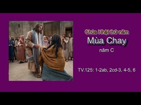 CN 5c Mùa Chay 2016, tv125: 1-2ab, 2cd-3, 4-5, 6
