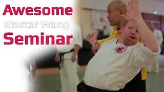 Awesome wing chun self defence seminar
