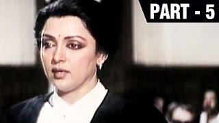 Paap Ka Ant (1989)   Govinda, Madhuri Dixit   Hindi Movie Part 5 of 9   HD