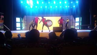 ALLO DANCERS  PERFORMS AT GHANA DANCE AWARDS 2017