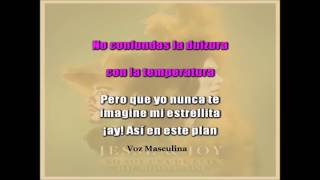 Jesse & Joy - No Soy Una de Esas (Karaoke) [feat. Alejandro Sanz]
