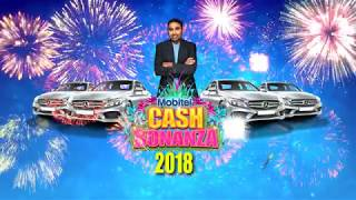 MOBITEL CASH BONANZA 1st WINNER 2018 - English