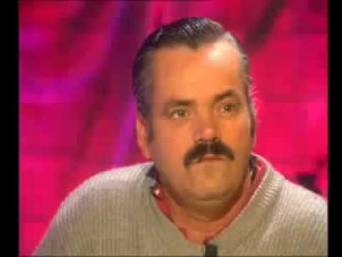 Original Risitas,with english subtitles! Very Funny Laugh in TV Show!!!!