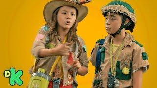Um animal muito estranho | O Zoo da Zu | Discovery Kids Brasil