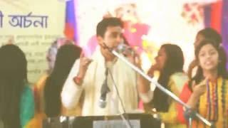 milon kanti-live,saroswati puja...with ACN,AG & others...