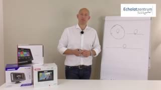 Die Sonar Techniken 2D, DownScan und SideScan - Thomas Schlageter erklärt...