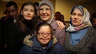 Kadın Hayattır - Aile ve Sosyal Politikalar Bakanlığı - 8 Mart Dünya Kadınlar Günü 2016