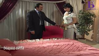 سامر المصري ـ مؤيد يضرب ايمان كف بليلة الدخلة   ـ  اسياد المال  ـ لور ابو اسعد