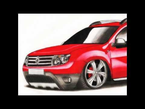 desenhos de carros rebaixados 5º edição Anderson Santos