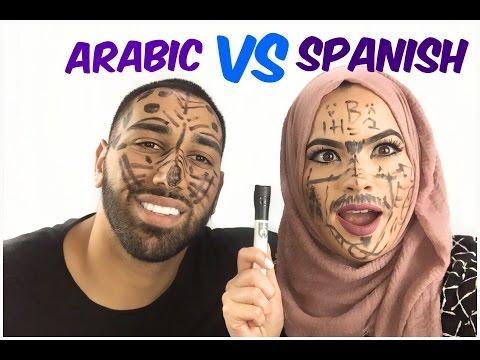 Xxx Mp4 Arabic Vs Spanish The Language Challenge 3gp Sex