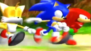 Sonic Heroes Opening But With The Sonic Forces Theme
