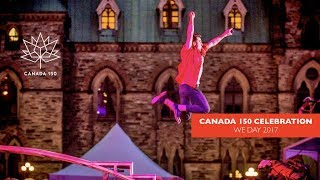 Hedley Live Concert Full @ Parliament Hill for Canada 150 and We Day 2017 Celebrations