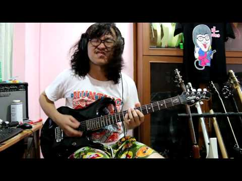 แป๊ะ Syndrome ย้อน Slot Machine Guitar Cover