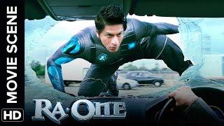 Best fight scene G.One VS Ra.One | RA.One | Movie Scene