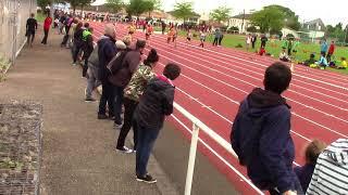 Eloise 100m Cognac 29 04 18