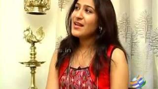 Singer Swetha Mohan  Interview Part 1 ( www.facebook.com/shwetamohanz )