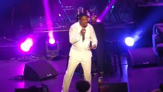 """Keith Sweat -""""How Deep Is Your Love"""" Live - NYC 2017"""