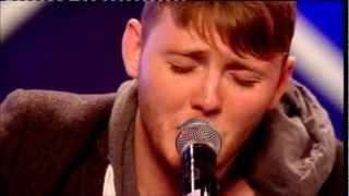 James Arthur  audition - The X Factor UK 2012