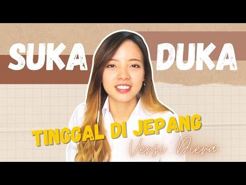 SUKA DUKA TINGGAL DI JEPANG || All about JEPANG