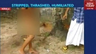 Shocking Video: 12-Year-Old Stripped And Beaten In Alleppey, Kerala