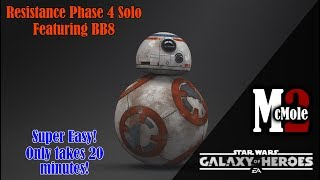 Phase 4 Exposed - BB8 makes a solo very easy