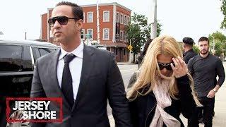 Mike's Sentencing Day 'Sneak Peek' | Jersey Shore: Family Vacation