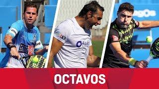Resumen Octavos de Final (mañana) Oeiras Valley Portugal Master