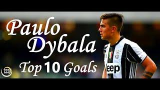 Paulo Dybala HD - Top 10 Goals