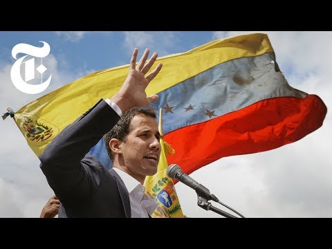 Who Is the New Self Declared President of Venezuela NYT News