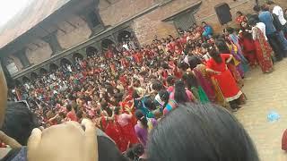 Romantic  dance at pasupati nath